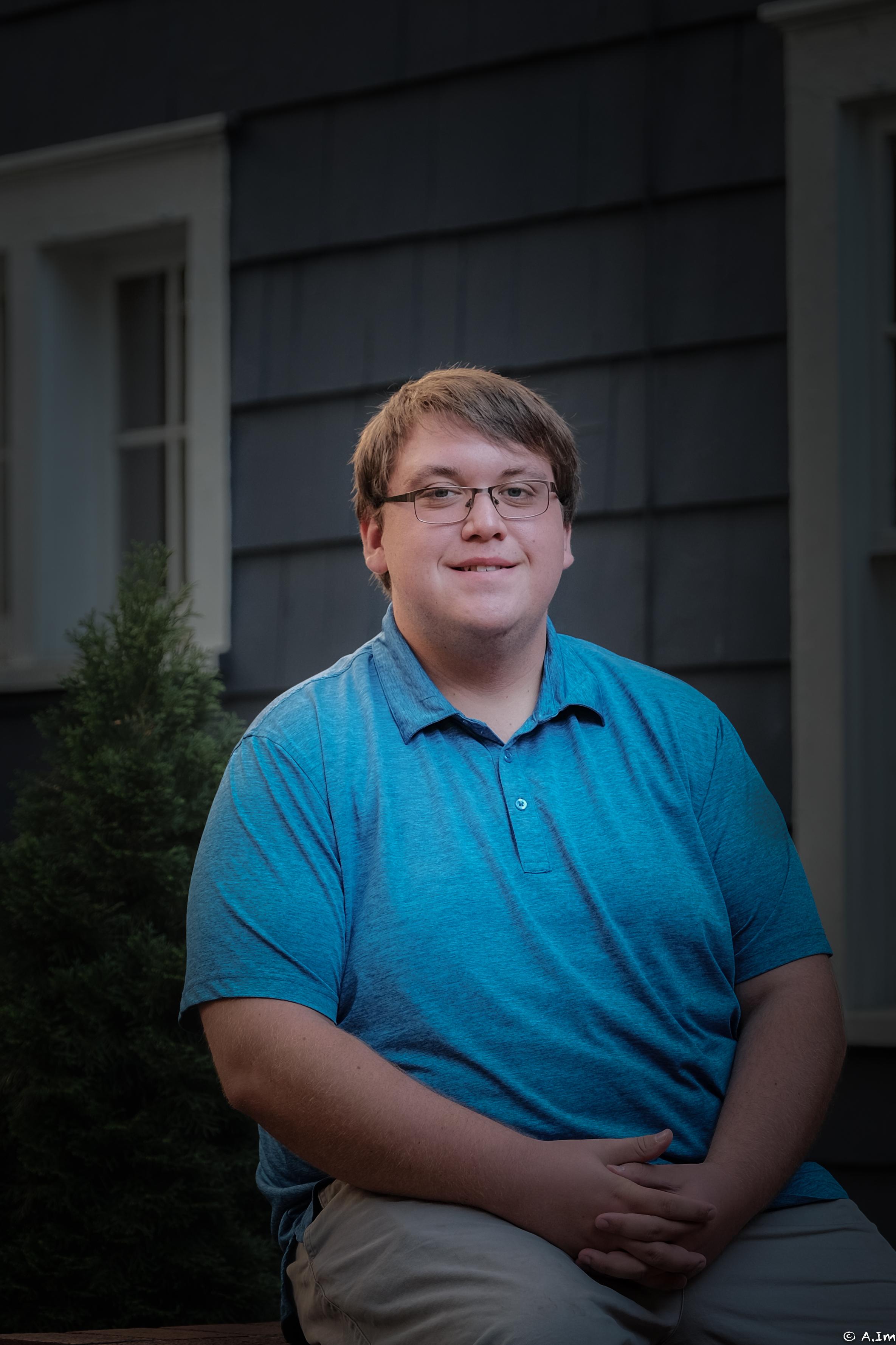 Meet Alex Porter