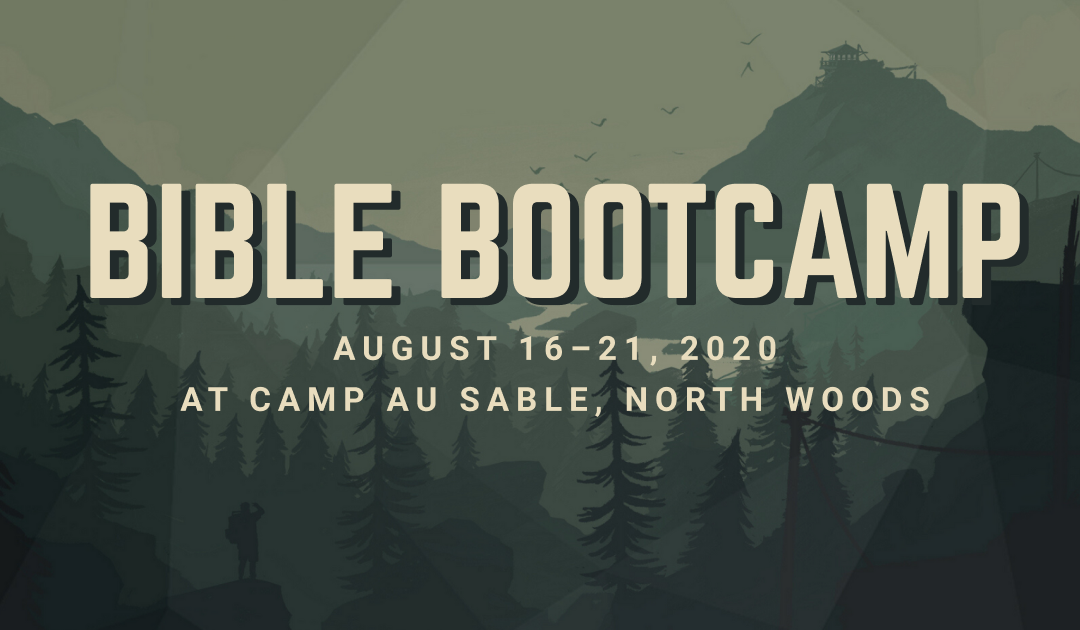 BIBLE BOOTCAMP 2020