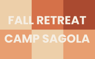 FALL RETREAT CAMP SAGOLA 2020